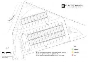 Eurotech Park Plymouth